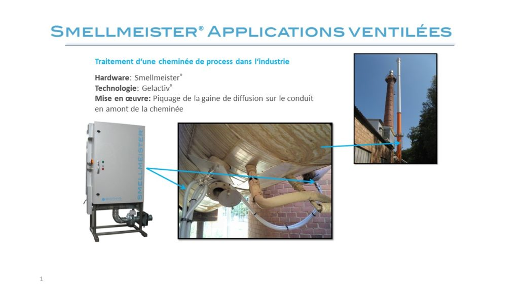Smeillmeister applications ventilées - Biothys